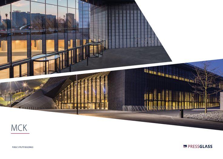 International Congress Centre (MCK) in Katowice (Poland) / Międzynarodowe Centrum Kongresowe (MCK) w Katowicach.