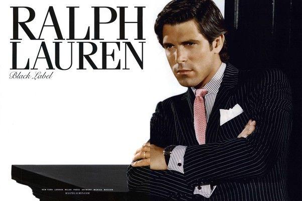 IGNATIO FIGUERAS-Elegant Men : Photo-BLACK LABEL