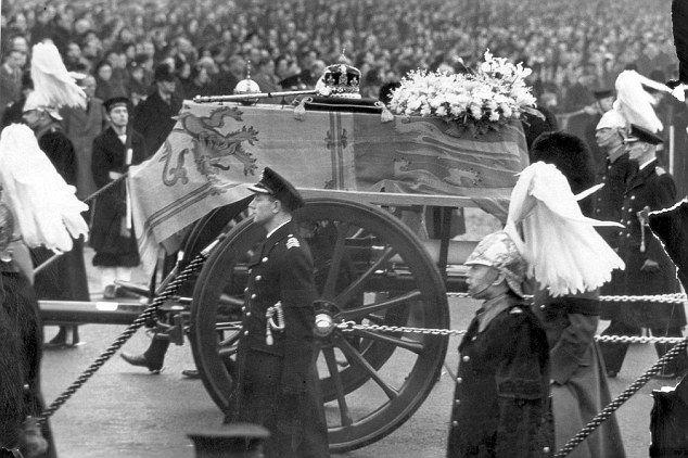 King George Vi Funeral | Il funerale di re Giorgio VI