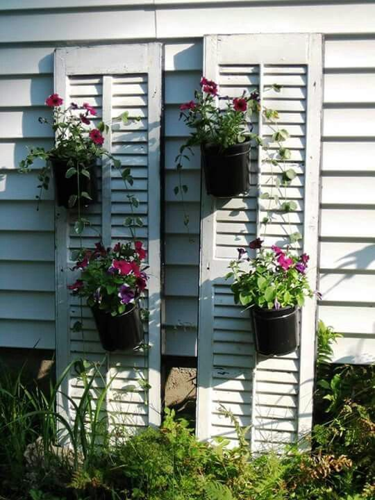 1000 Images About ★ Repurposed Shutters ★ On Pinterest