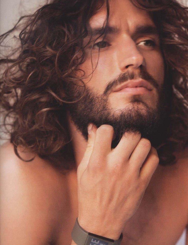 Super 1000 Images About Men39S Long Hair On Pinterest Men With Long Short Hairstyles For Black Women Fulllsitofus