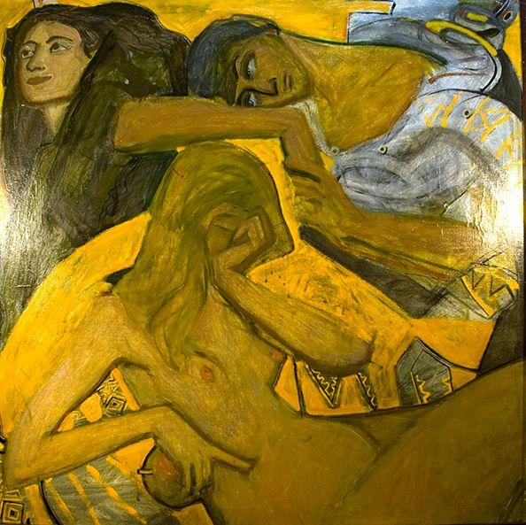 "Anastasia Kurakina ""La sabbia d'oro"""