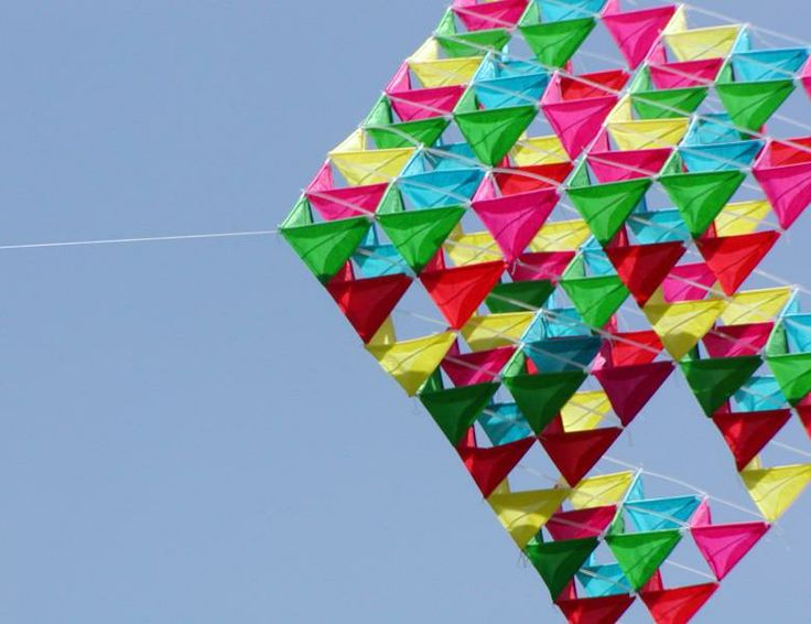 25 best ideas about kite template on pinterest photo for Tetrahedron kite template