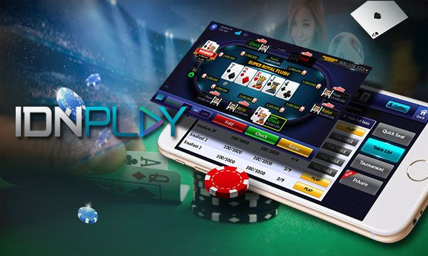Poker IDN Play - INDONESIA