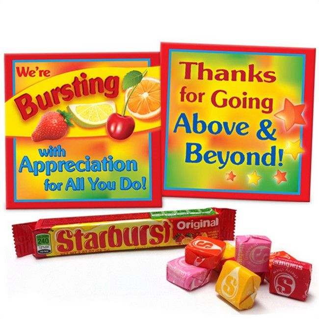Bursting With Appreciation Starburst Pack | Promos On-Time ...