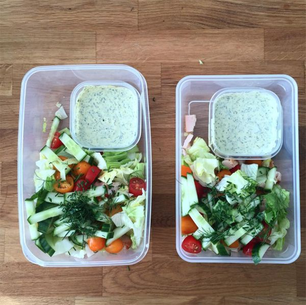 5x Favoriete lunches om te preppen - OhMyFoodness