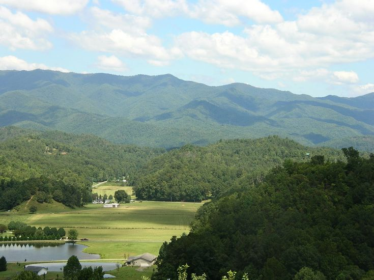 valleys in nc   Andrews, NC : A scenic valley in Andrews, NC