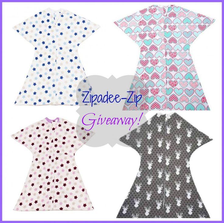 Sleeping Baby ~ ZipadeeZip, ZippyOneZ, & Adorable Outfits Review, Discount, ~ The magic sleep suit! GIVEAWAY