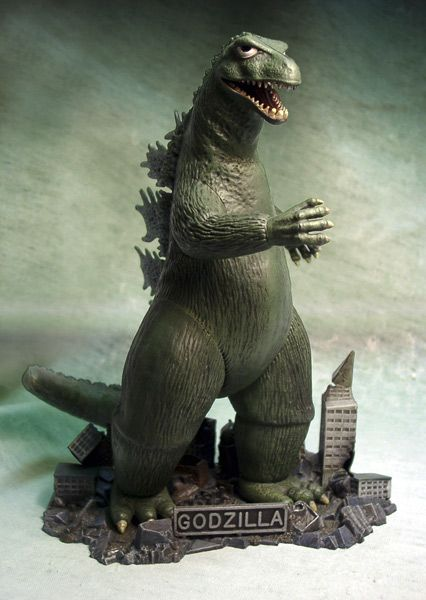 Godzilla Model Kit Japanese Monster Movies Godzilla