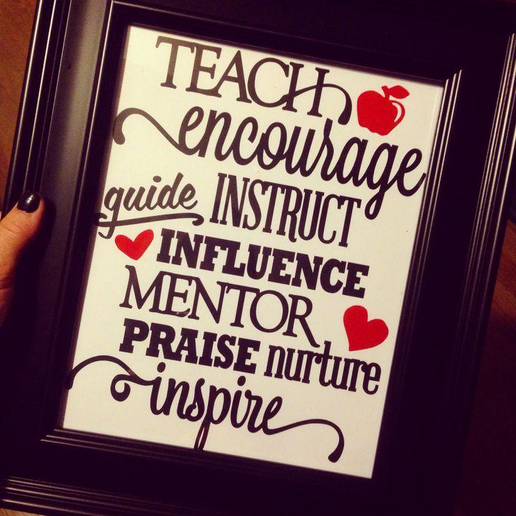 Cooperating Teacher Gift!