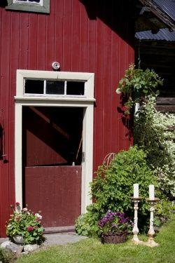 Vea - Statens fagskole for gartnere og blomsterdekoratører - Kristins hage