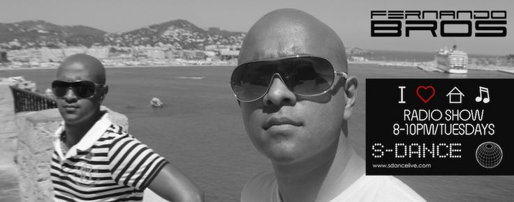 #I Love House Musc - Radio Show weekly Every Tuesday 08:00 pm - 10:00 pm www.fernandobros.com