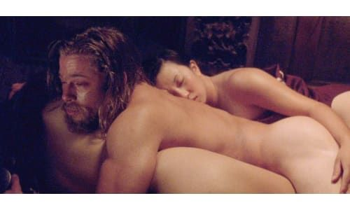 32 Super sexy photos of Brad Pitt: From shirtless hunk to hot dad: Happy Birthday, Brad!