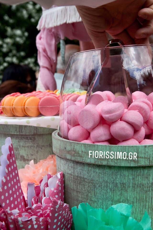 #mint and #pink #candy #bar