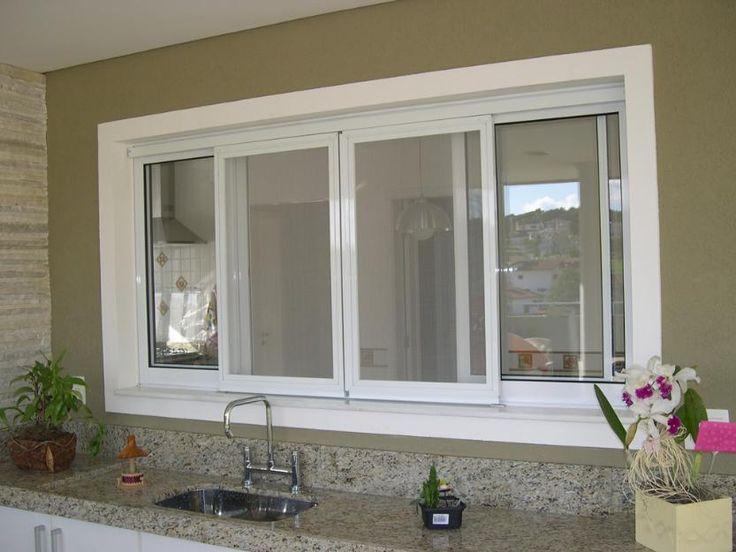 17 mejores ideas sobre ventanas de aluminio modernas en for Mosquiteros de aluminio