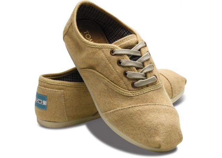 Camel Wool Women's Cordones: Shoes, Fashion, Style, Toms Cordones, Camels, Wool Cordones, Camel Wool, Women S Cordones