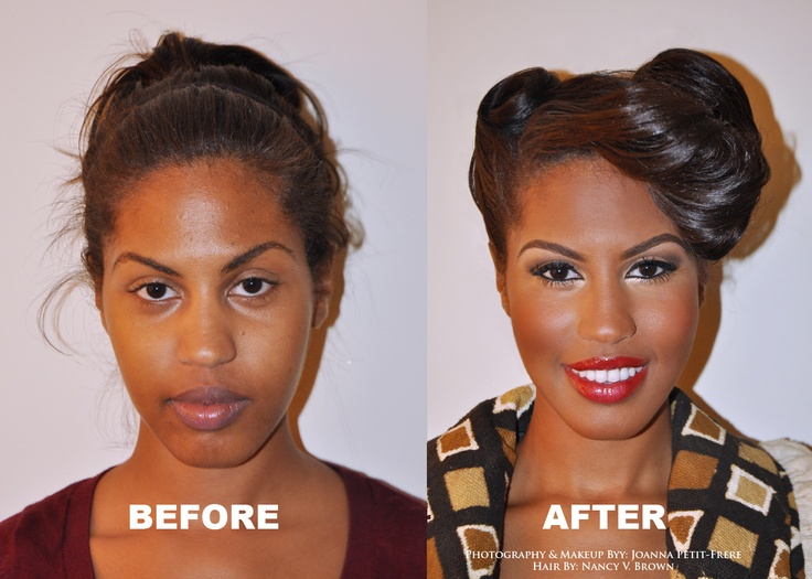 Before And After Make Up Page 2 Anthroscape