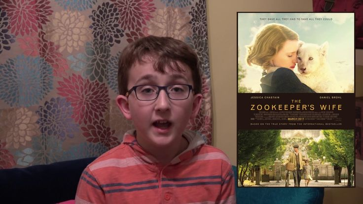 Film Review: The Zookeeper's Wife by KIDS FIRST! Film Critic Benjamin P. #KIDSFIRST #TheZookeepersWife