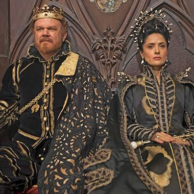 Movies: Salma Hayek must cut out the heart of a sea monster in fantasy film Tale of Tales  exclusive clip