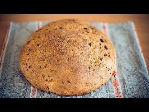 Хлеб на закваске,правильный и полный рецепт - YouTube