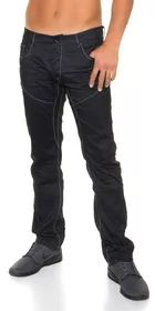 Pánské temně modré džíny