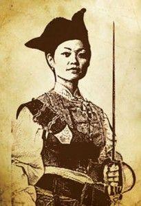 Kick Ass Women In History: Ching Shih (Feb 2016)