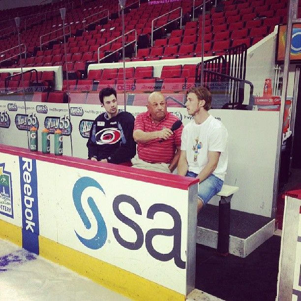 Chuck Kaiton interviews Ryan Murphy and Elias Lindholm. #CanesSF