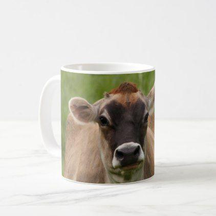 Motivational Cow Coffee Mug - photo gifts cyo photos personalize