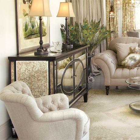 Arhaus Isla Two Door Chest Living Room FurnitureFurniture DecorLiving