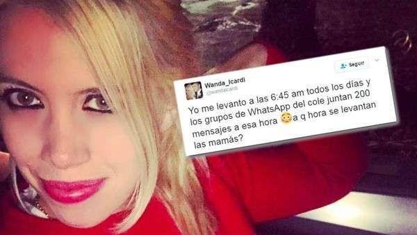 Wanda Nara quiso hacer un chiste en Twitter... ¡y le llovieron las críticas! La esposa de Mauro Icardi publicó una humorada en la red social, pero el tiro le salió por la culata. Fuente ... http://sientemendoza.com/2017/03/07/wanda-nara-quiso-hacer-un-chiste-en-twitter-y-le-llovieron-las-criticas/