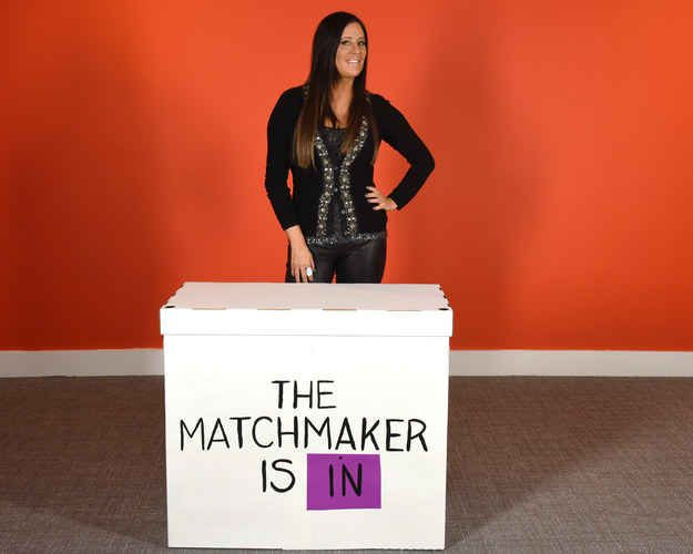 The Millionaire Matchmaker Gives Romantic Advice To BuzzFeed Staff