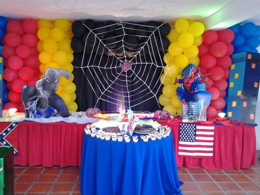 Fantasía de hombre araña