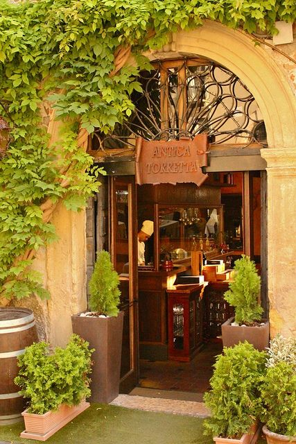 Italian restaurant (Verona)
