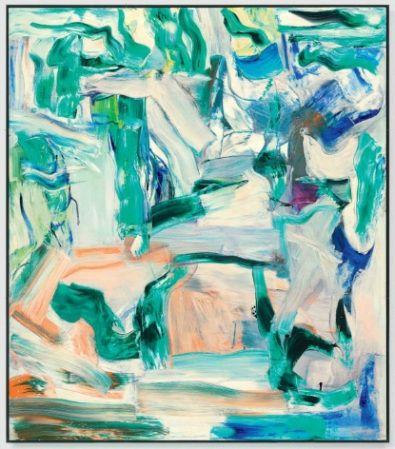 Willem de Kooning, Untitled I, 1980  14.1 million on an estimate of 8 million to 12 million