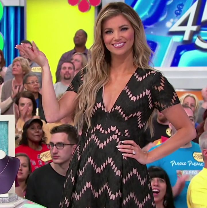 Amber Lancaster - The Price Is Right (5/31/2017) ♥️