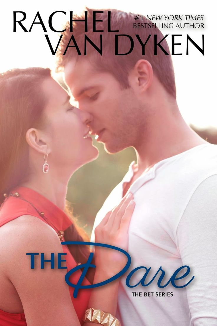 Just Booked: Cover Reveal: The Dare By Rachel Van Dyken Http: