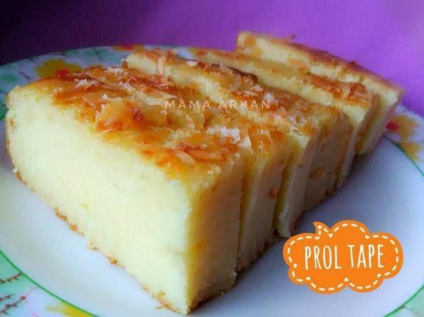 Resep 21 Prol Tape Bikinramadanberkesan Oleh Fitri Puspitasari Resep Di 2020 Makanan Resep Makanan Penutup