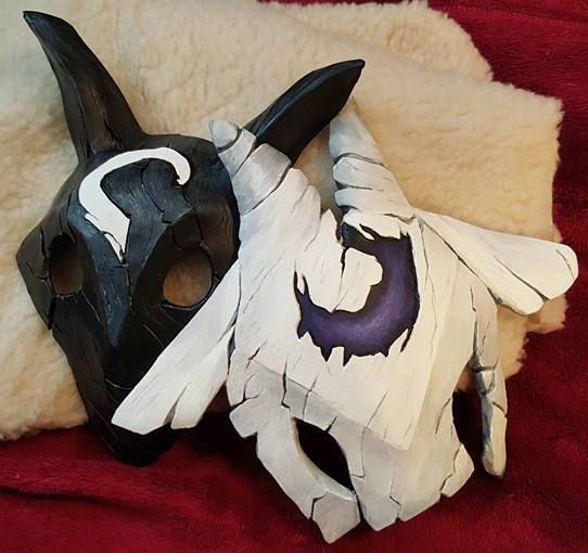 Kindred Masks by StageArtisan