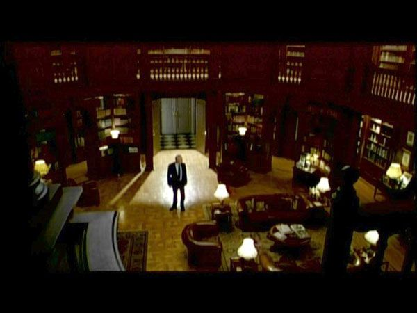 This Library From Meet Joe Black Was Actually A Set That Built In The Armory Across Street My Park Slope Apartment