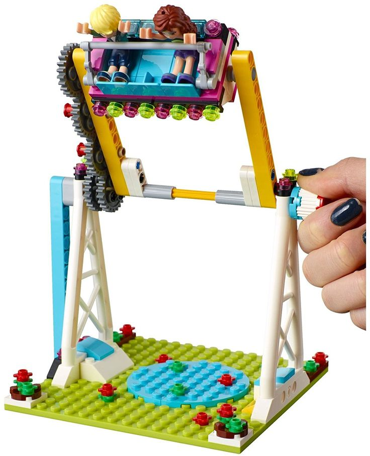 10 Best LEGO Sets for Amusement Park Fans – Coaster101Stingray