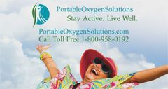 If you have been prescribed oxygen therapy, there is no need to give up the things you love, including travel. Before traveling, make sure you follow these important tips for traveling with a portable oxygen concentrator: