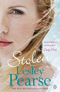 Stolen by Lesley Pearse - When a beautiful blonde girl is found half-drowned on a beach, she has no memory of who she is or what horrors have left her there. But an article about her rings alarm bells for Dale, recognising her as her friend Lotte, who she hasn't seen since Lotte fell under the sinister influence of an older American couple. Their reunion only marks the beginning of secrets, lies and nightmares. What has become of the baby she's recently given birth to? #Stolen #LesleyPearse