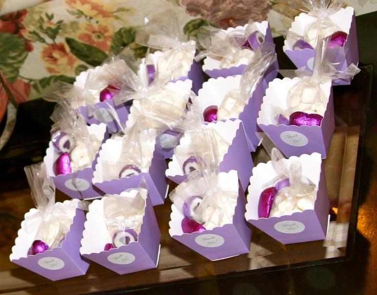 Pinterest Bridal Shower: Bridal Shower Favors
