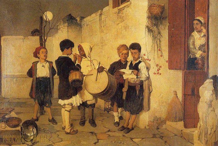 Греческое искусство о новогодних и рождественских традициях http://feedproxy.google.com/~r/russianathens/~3/8QEq5yxCl5o/19794-grecheskoe-iskusstvo-o-novogodnikh-i-rozhdestvenskikh-traditsiyakh.html  Самое счастливое время вгоду приближается, поэтому все греческие города наряжаются всвои наилучшие наряды. Дома, магазины, площади украшены рождественскими елками. Улицы икафе подсвечены разноцветными огоньками, праздничная музыка звучит отовсюду. К сожалению, многие рождественские традиции…