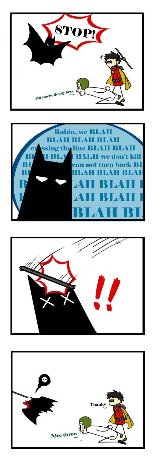 Batman and Robin 13 by CrimsonHorror