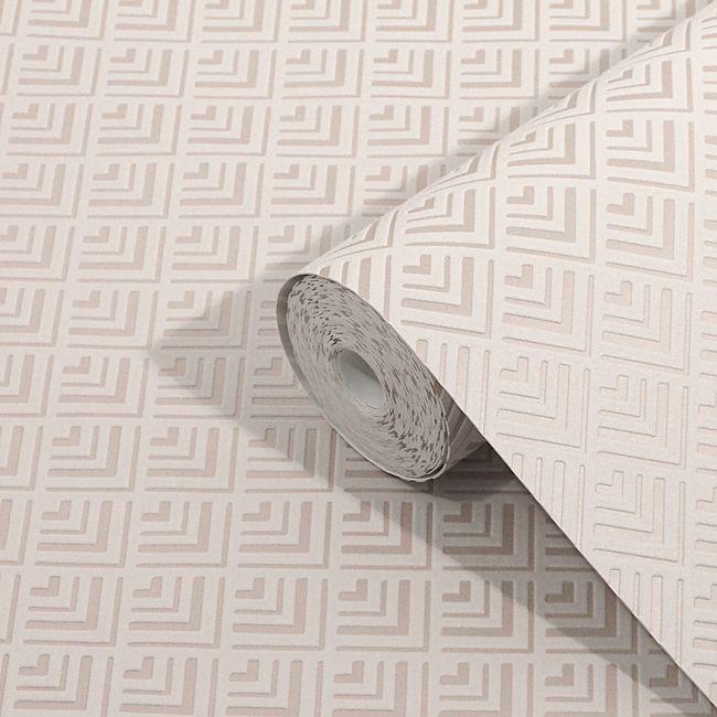 Tapeta Winylowa Na Flizelinie Goodhome Ficus Bezowa Tapety Dekoracyjne Castorama Beige Art Diy Wallpaper Textured Wallpaper