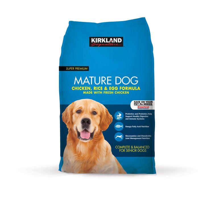 Kirkland Premium Dog Food Calories