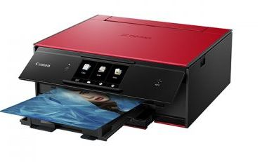 Canon PIXMA TS9050 drivers Download Mac OS X Linux Windows – Canon PIXMA TS9050 review : Wireless / Ethernet, Print, Copy, Scan, Cloud Link with Model Numbers PIXMA TS9055 (RED) PIXMA TS9050 (WHITE) Standard Ink Cartridges 6 individual ink tanks PGI-570PGBK (Pigment Black) CLI-571BK (Black) CLI-571C (Cyan) CLI-571M (Magenta) CLI-571Y (Yellow) CLI-571GY (Grey) support paper …