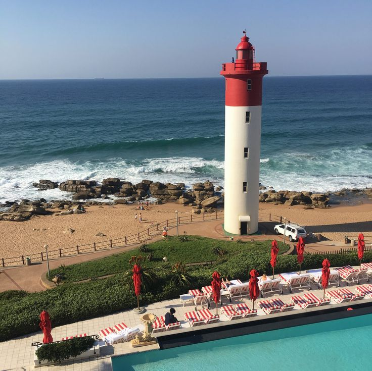 Travel • An Umhlanga Adventure The famous Umhlanga lighthouse #smartlife