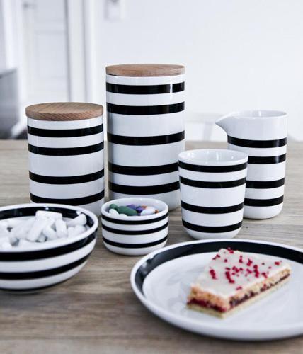 Keramik: schönes Geschirr